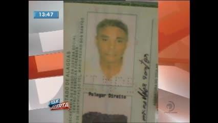 Família procura por parente desaparecido