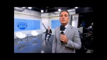 Record TV exibe a primeira entrevista com presidenciáveis