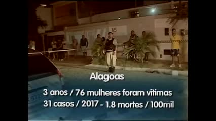Alagoas é o estado mais violento do nordeste para as mulheres, aponta estudo