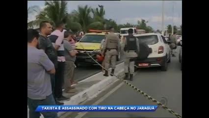 Taxista é assassinado com tiro na cabeça no Jaraguá
