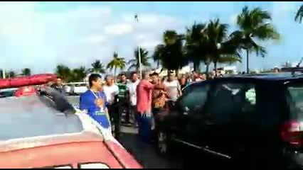Taxista é assassinado em suposta tentativa de assalto em Jaraguá