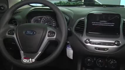 Minuto Ford: Ka 1.5 Titanium