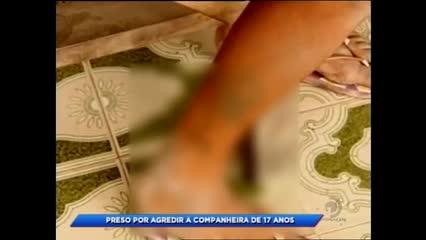 Homem foi preso suspeito de agredir ex-companheira em Arapiraca
