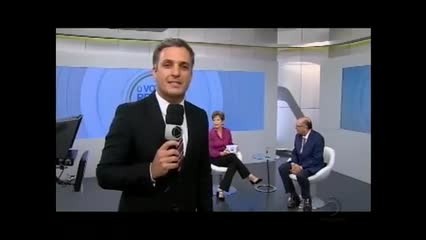 Record TV exibe a terceira entrevista com presidenciáveis