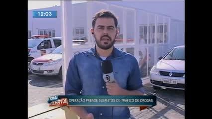 Operação policial cumpre mandados de busca e apreensão em Cruz das Almas