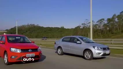 Volkswagen apresenta novidades no Gol e Voyage