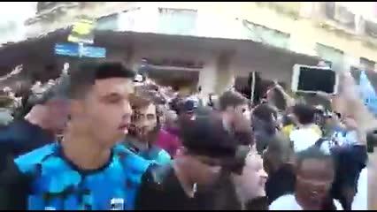 Bolsonaro sofre agressão em atividade de campanah