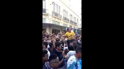 Suspeito de agredir Bolsonaro em ato foi detido, diz PF