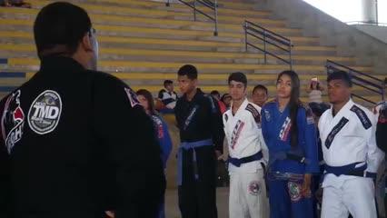 Seminário Técnico de Jiu-Jitsu em Maceió