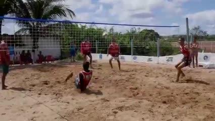 Copa Esporte Campeão de futevôlei em União dos Palmares