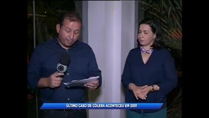 SESAU investiga a presença da cólera em Alagoas