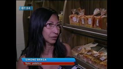 Trigo sofre aumento e pãozinho deve ficar mais caro