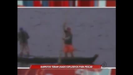Polícia Civil prende suspeitos de pesca predatória com explosivos