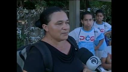 Moradores denunciam a onda de assaltos e arrastões no litoral norte