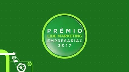 PRÊMIO LIDE DE MARKETING EMPRESARIAL