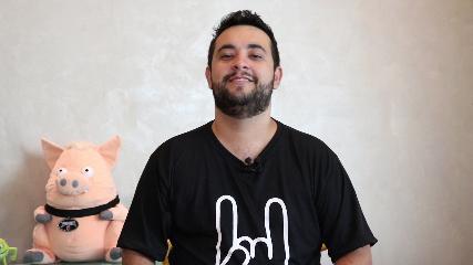 Guilherme Junqueira, CEO da Gama Academy