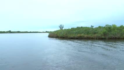 Encontro de caiaques embeleza o Rio da Madre
