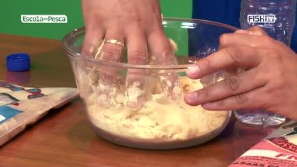 Como fazer massa doce para carpa