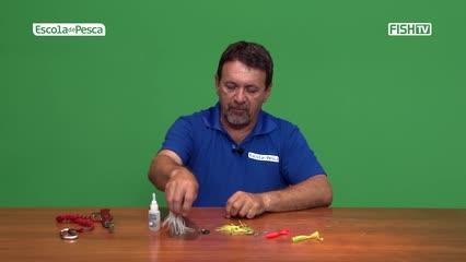 Como envenenar o spinner bait