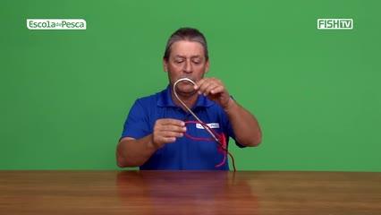 Como fazer nó palomar