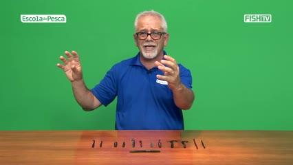 Qual o comprimento e volume ideal das iscas?