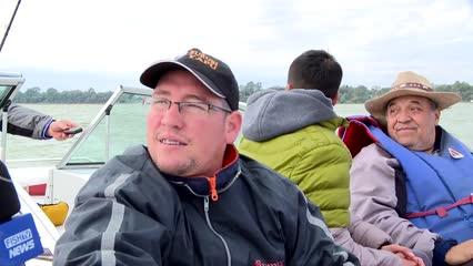 XXI Concurso de pesca de Surubim de Ituzaingó