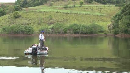 Última etapa da Copa Santiago de Pesca Esportiva