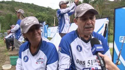 2ª etapa do Campeonato Paulista em Pesqueiros