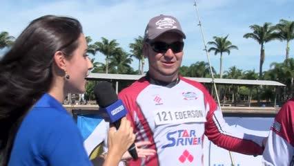 3ª etapa do Campeonato Paulista em Pesqueiros