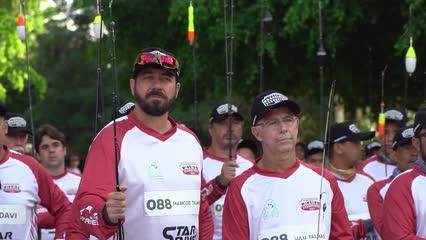 Campeonato Mineiro em Pesqueiros – Etapa Fazenda Pacu
