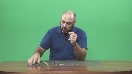 Como montar suporte hook com jig