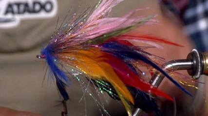 Pike duster: rica em penas e brilhos