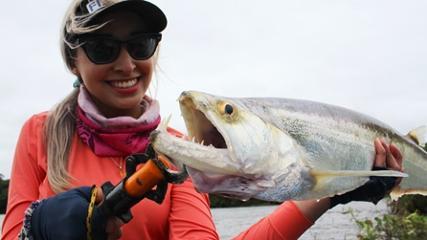 Cáceres - Além da pesca esportiva