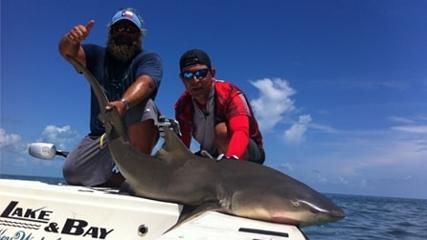 Pescaria animal em território Americano