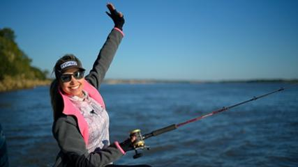 Belas paisagens e pesca abundante na Empedrado Fishing