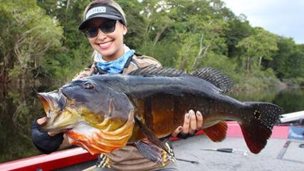 Navegue pelo Rio Negro com a Ecofishing - parte 2