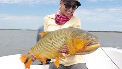 Uma viagem com a Dourado Bus para a pousada Matute Pesca