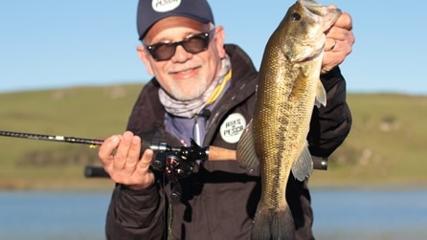 A pesca esportiva na vida de Braguinha