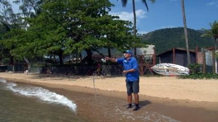 Linguado e Cocoroca em Ilha Bela