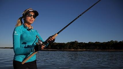 Atendimento familiar e surpresas na pesca com a La Serena