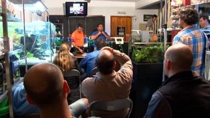 Ao lado de amigos, André Longarço encerra temporada