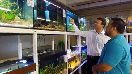 Novidades da Eheim para o mercado do aquarismo