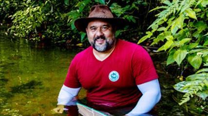 Os peixes ornamentais do rio Xingu
