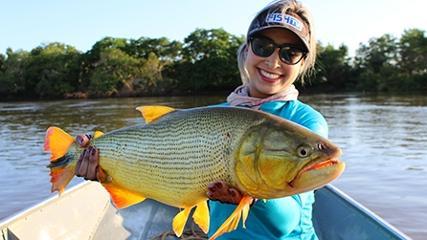 Gastronomia, boa pesca e belezas da Reserva do Pantanal