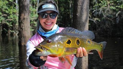 Viaje com a Tribo da Pesca pelo Rio Negro