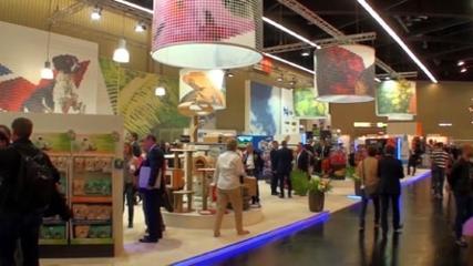 Feira Interzoo 2014 mostra novidades no ramo do aquarismo