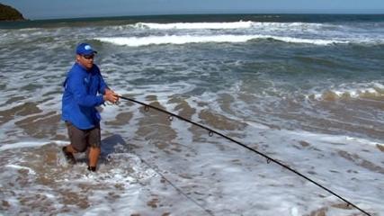 Técnica da miçanga solta resulta em boa pescaria