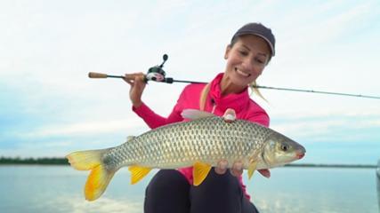 Elas na Pesca - Piaparas e pacus de Ituzaingó