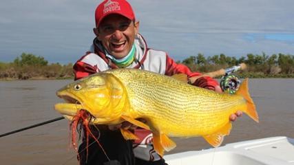 Fly Fishing para fisgar os dourados de Entre Ríos