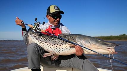 Pasión por la Pesca - Os grandes pintados de Empedrado